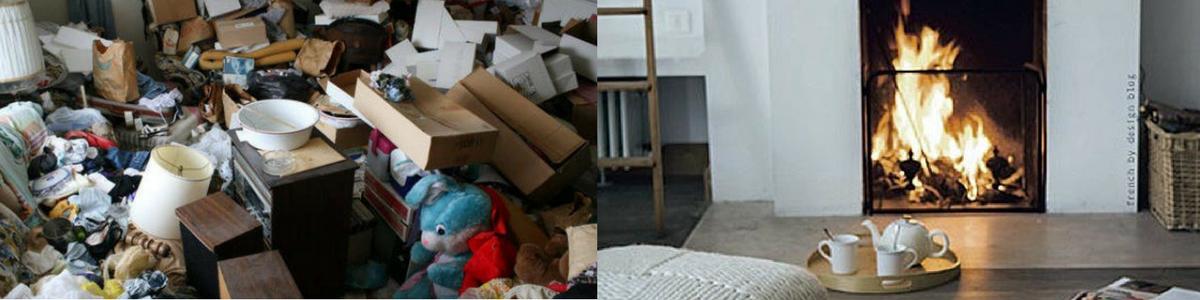 Een chaotische bovenkamer kun je gewoon opruimen