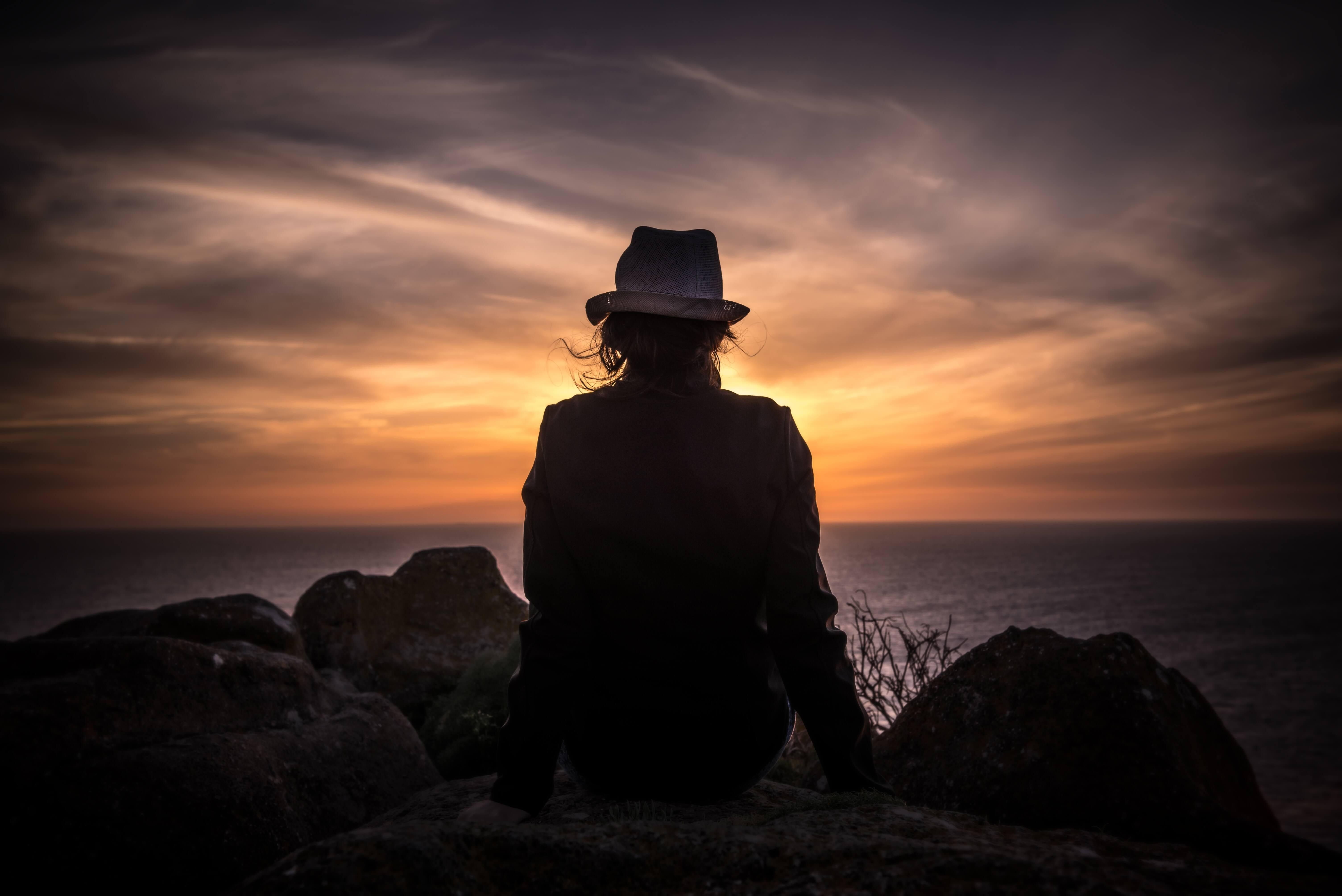Onderzoek je gedachten en bevrijd jezelf