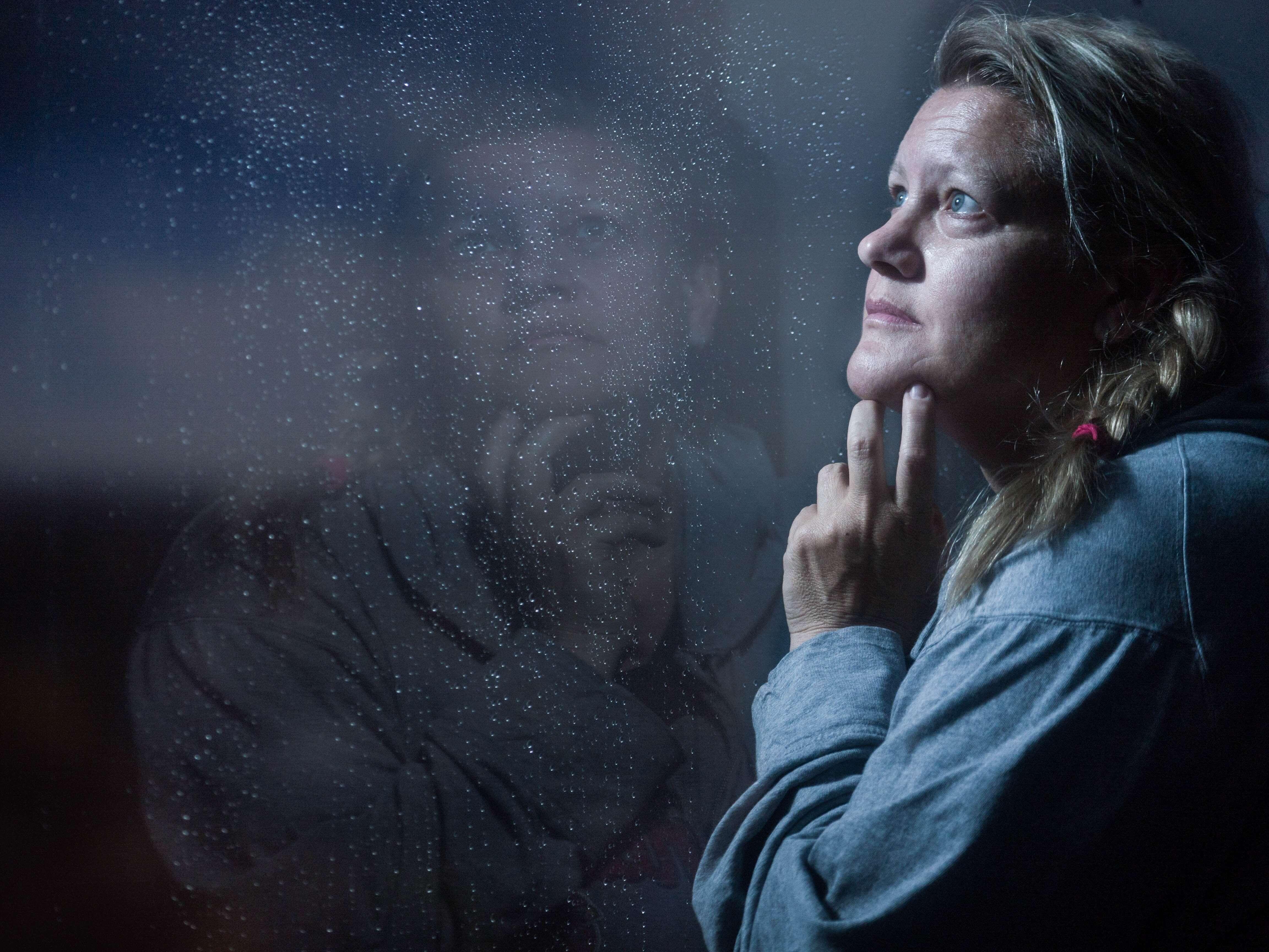 piekeren ongelukkig depressief angst